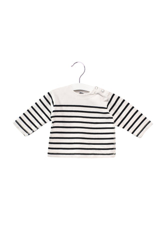 10028337 Petit Bateau Baby~Top 12M at Retykle