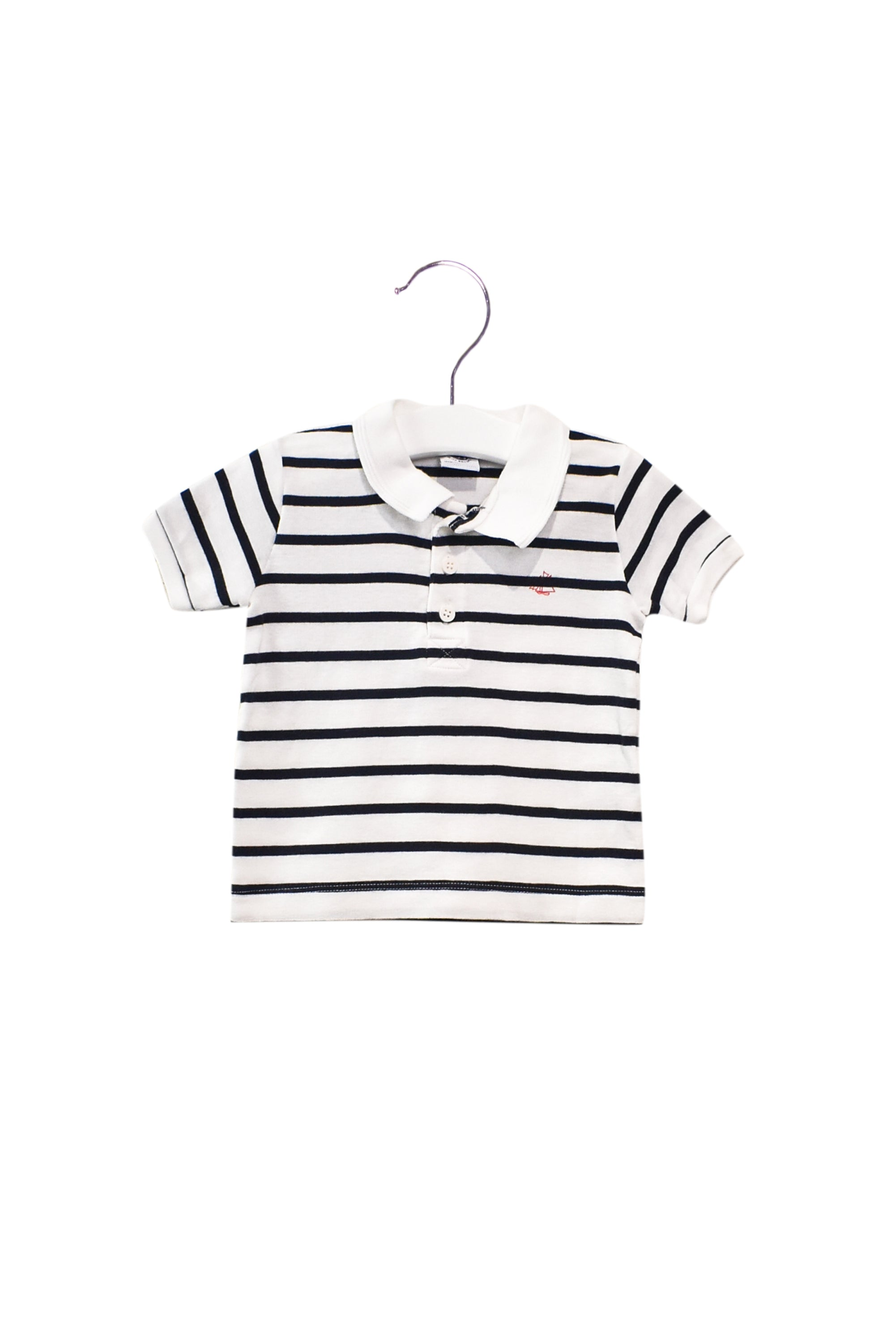 10028338 Petit Bateau Baby~Polo 12M at Retykle