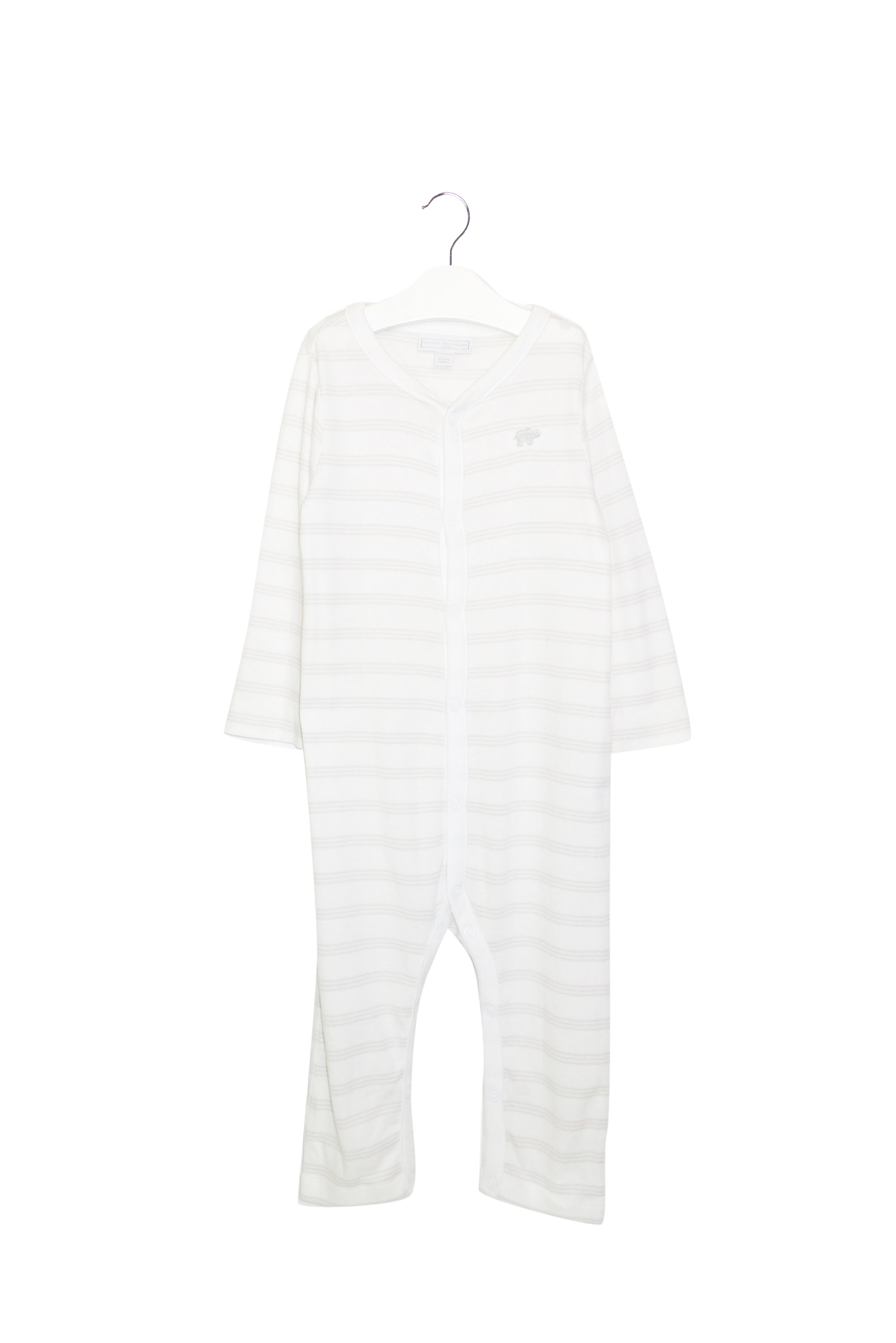 10014150 The Little White Company Baby ~Jumpsuit 18-24M at Retykle