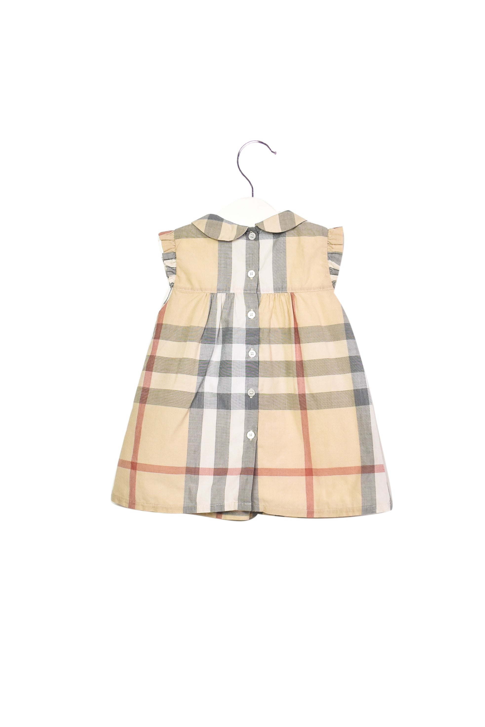 10014314 Burberry Baby ~ Dress and Bloomer 6M at Retykle