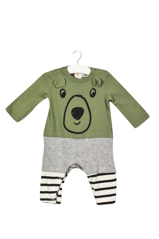 10037896 Seed Baby~Romper 0-3M at Retykle