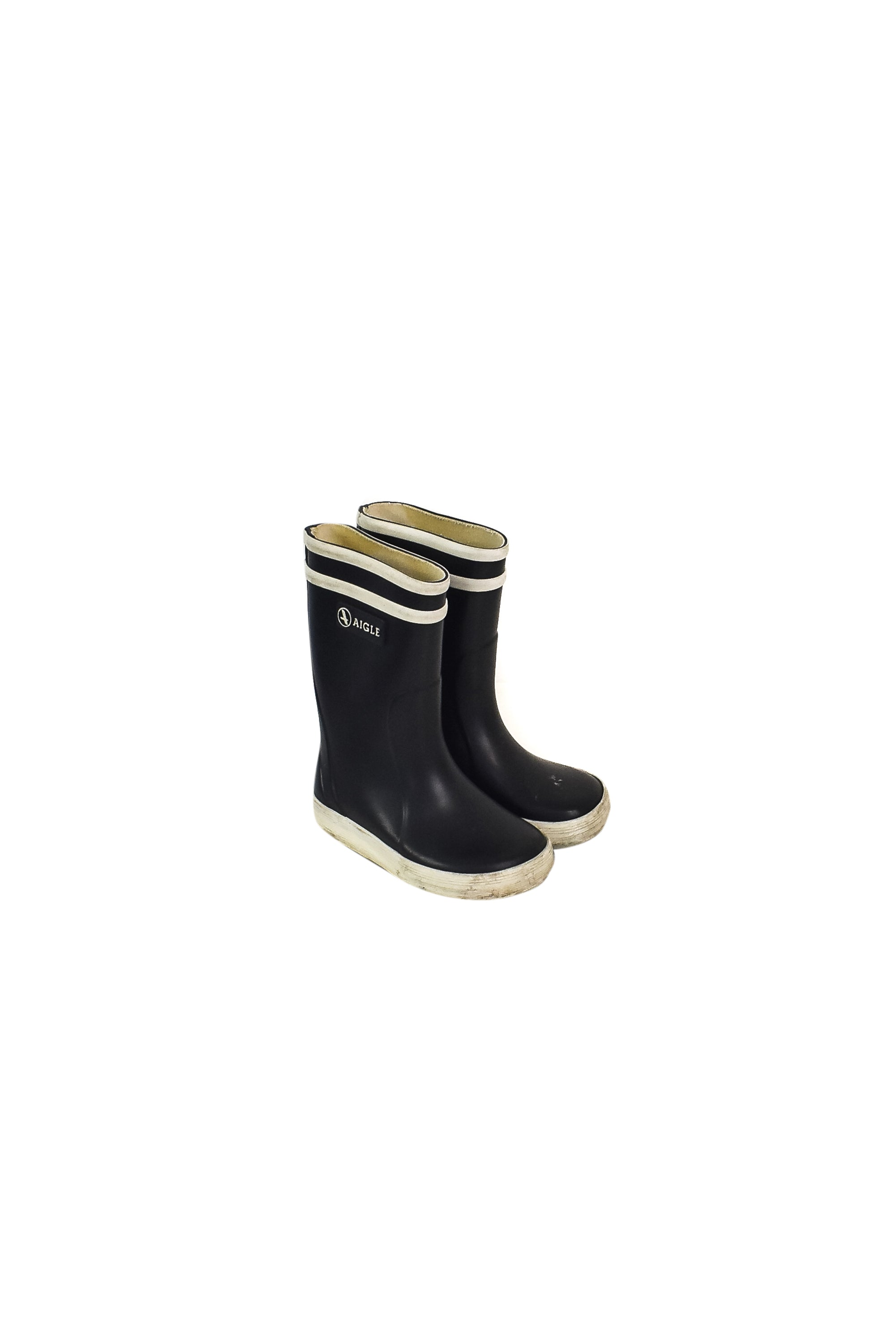 10033393 Aigle Baby~Rain Boots 18-24M (EU 22) at Retykle