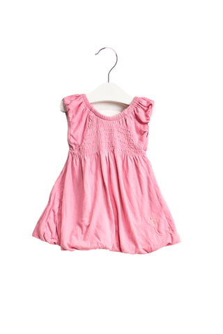 10018977 Burt's Bees Baby~Dress and Bloomer 3-6M at Retykle