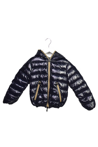 10015067 Duvetica Kids ~ Reversible Puffer Jacket 5T at Retykle