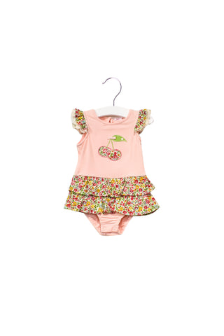 10026203 Nicholas & Bears Baby~Romper Dress 6M at Retykle