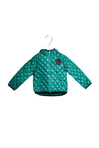 10020377 Diesel Kids~Puffer Jacket 4T at Retykle