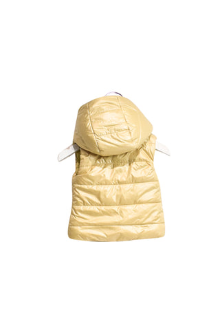 10020383 Diesel Baby~Puffer Vest 6M (Detachable Hood) at Retykle