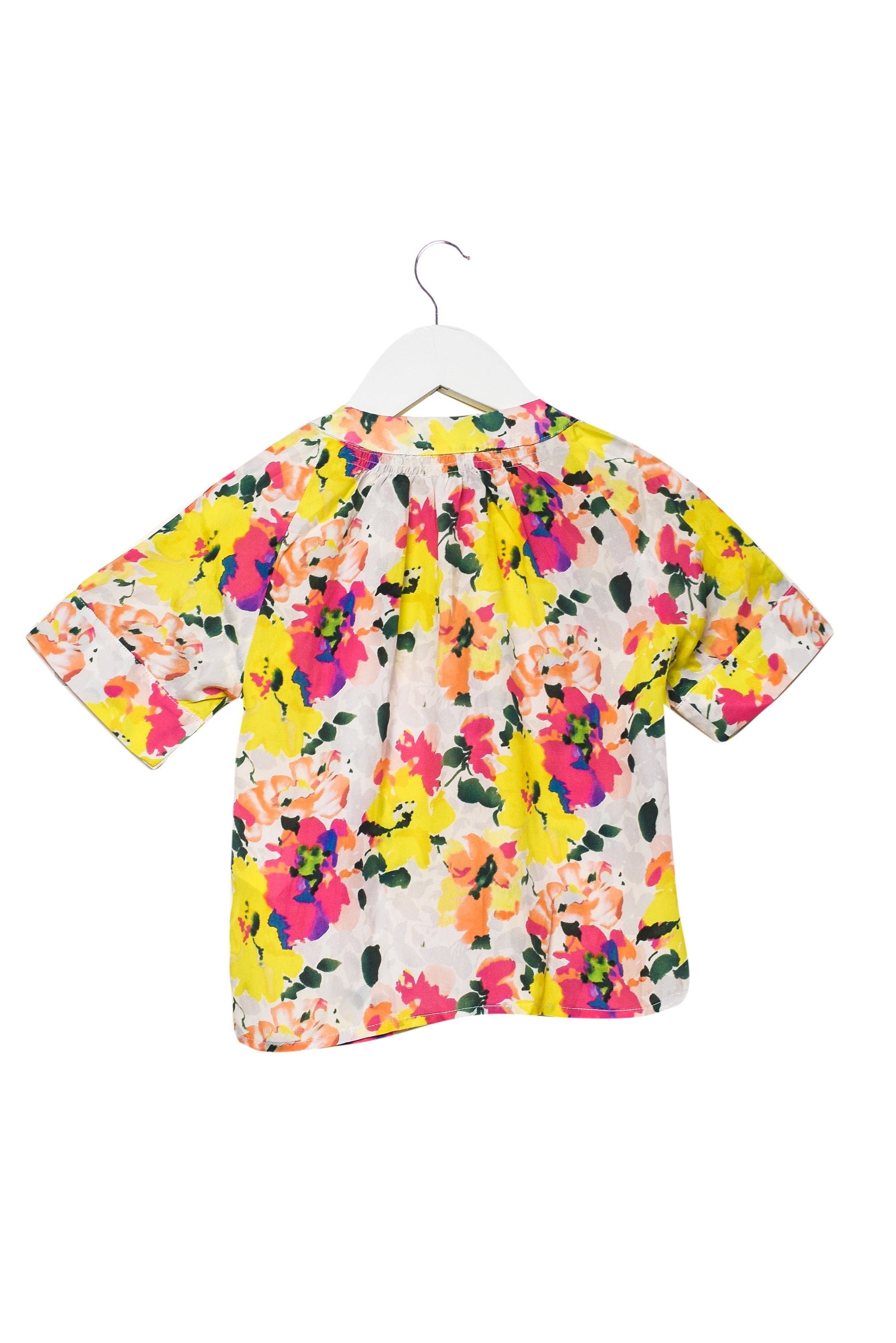 10045929 Marni Kids~Short Sleeve Top4T at Retykle