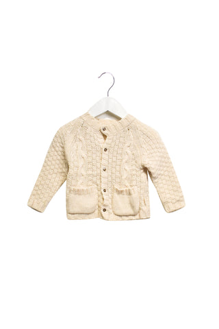 10016196 Les Enfantines Baby~Cardigan 12M at Retykle