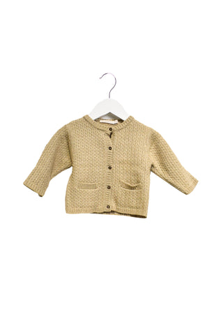 10016197 Les Enfantines Baby~Cardigan 12M at Retykle