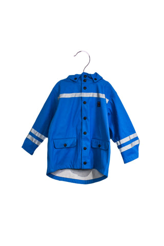 10025711 Polarn O. Pyret Kids~Rain Coat 2-4T at Retykle