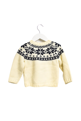 10016222 Petit Bateau Baby~Sweater 2T at Retykle