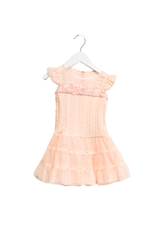 10016256 Nicholas & Bears Baby~Dress 2T at Retykle