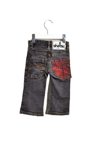 10018273 Mini Shatsu Baby~Jeans 18M at Retykle