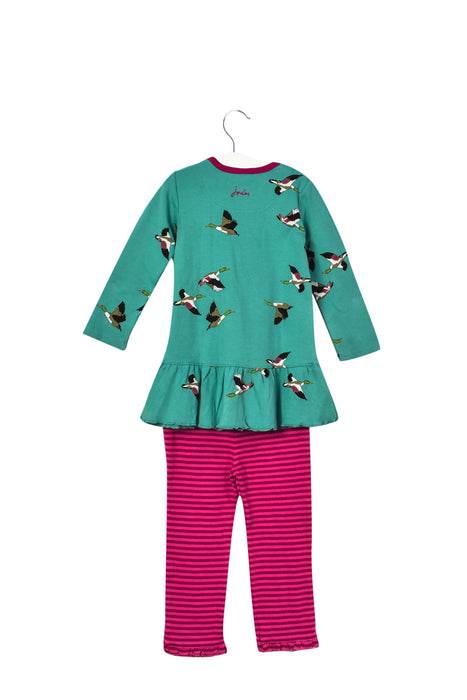 10039199 Joules Baby~Dress and Leggings Set 18-24M at Retykle