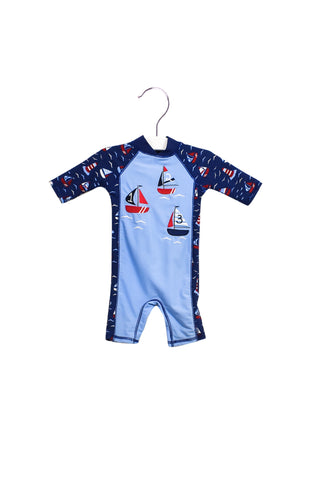 10022326 Jojo Maman Bebe Baby~Swimwear 0-6M at Retykle