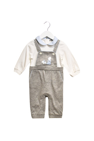 10016920 Nicholas & Bears Baby~Jumpsuit 12M at Retykle