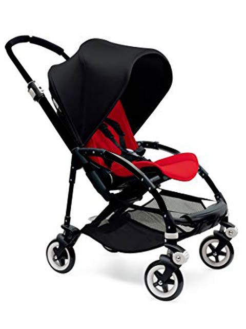 10021705 Bugaboo Baby~Bugaboo Bee³ Stroller and Comfort Wheeled Board O/S at Retykle