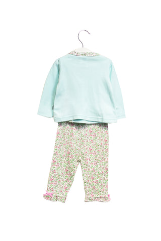 10017148 Laura Ashley Baby~Cardigan and Pants 3-6M at Retykle
