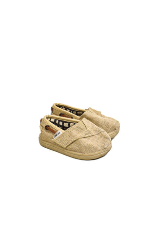 10018377 Toms Baby~Shoes 12-18M (US 4) at Retykle