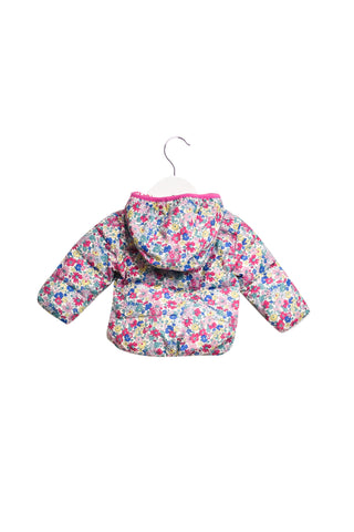 10021256 Joules Baby~Puffer Jacket 0-3M at Retykle