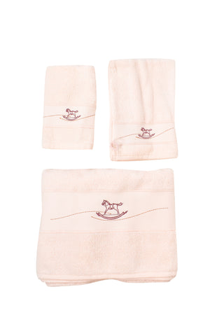 10023750 Hermes Baby~Towel Set (3 pc) O/S at Retykle