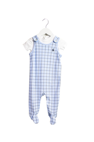 10018568 Ralph Lauren Baby~Overall Set 6M at Retykle