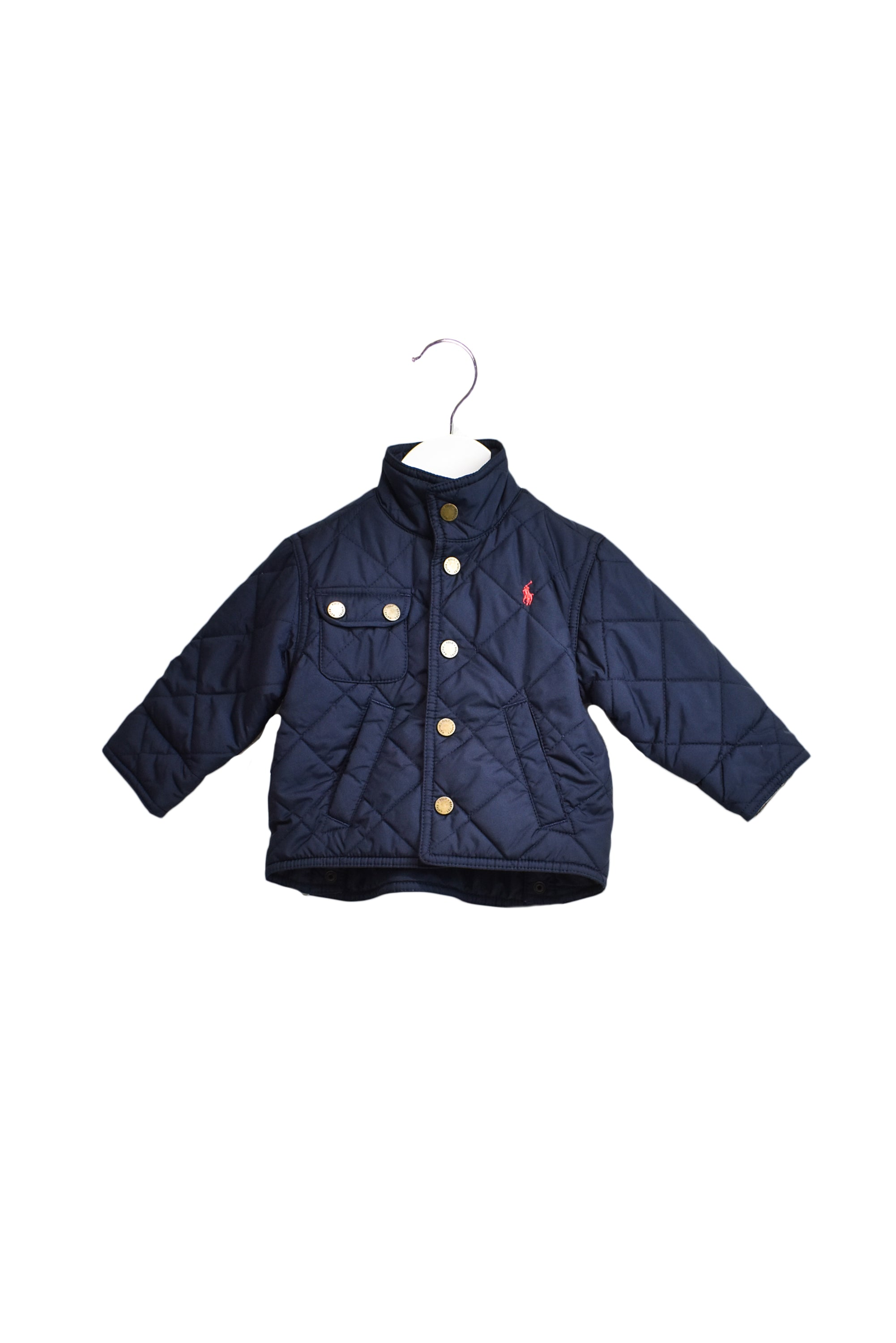 613da94ae 10018756 Polo Ralph Lauren Baby~Quilted Jacket 12M at Retykle