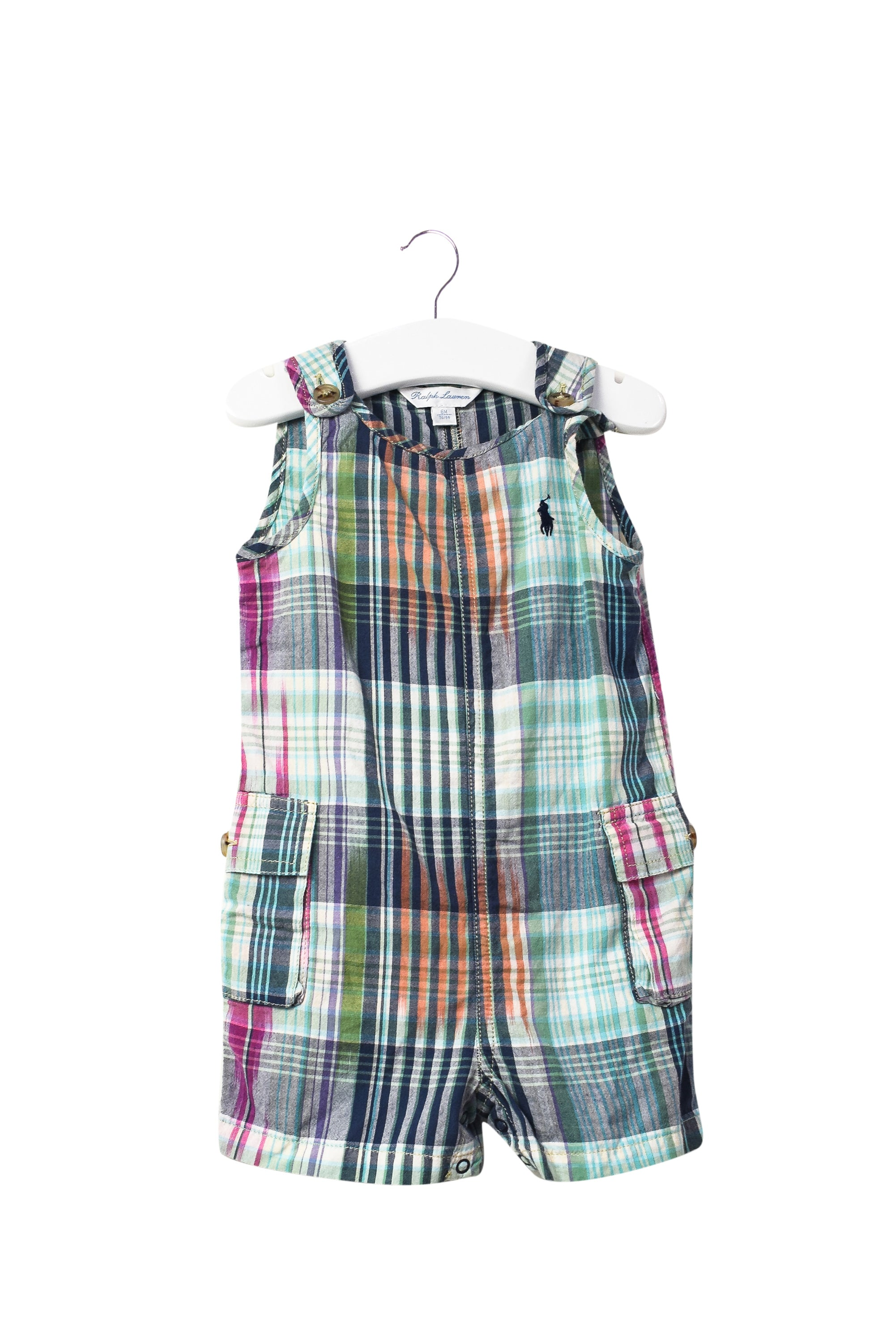 10044949 Ralph Lauren Baby~Romper 6M at Retykle