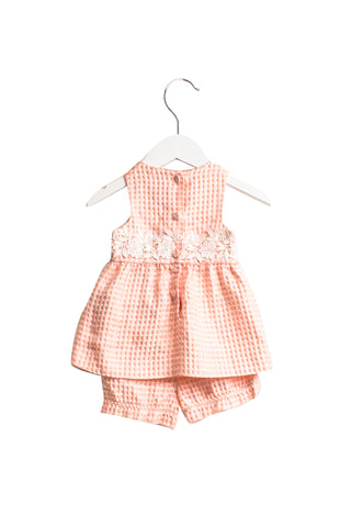 10018791 Nicholas & Bears Baby~Dress and Bloomer 6M at Retykle