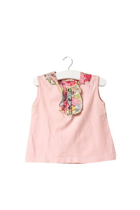 10046128 Frenchy Yummy Baby~Sleeveless Top 18M at Retykle