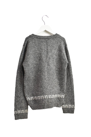 10019121 The Little White Company Kids~Cardigan 6-7 at Retykle