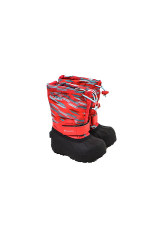 10019314 Columbia Kids~Winter Boots 3T (US 8) at Retykle