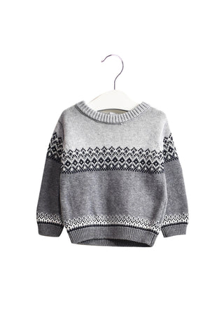 10019339 Jacadi Baby~Sweater 12M at Retykle