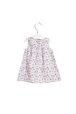 10019426 The Little White Company Baby~Dress 3-6M at Retykle