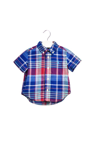 10019507 Ralph Lauren Baby~Shirt 9M at Retykle