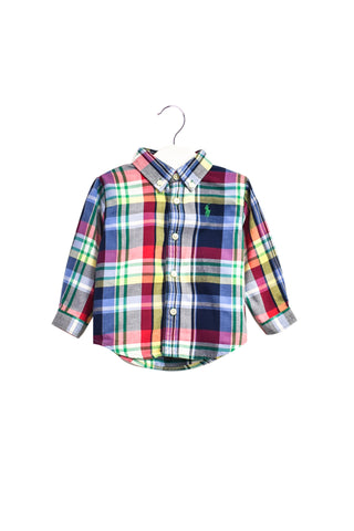 10019596 Polo Ralph Lauren Baby~Shirt 6M at Retykle