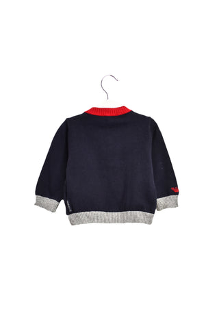 10019607 Armani Baby~Sweater 6M at Retykle