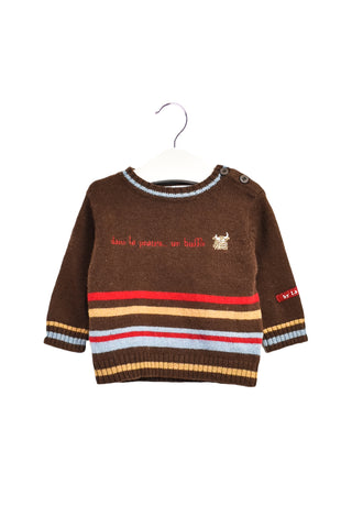 10019583 La Compagnie des Petits Baby~Sweater 3M at Retykle