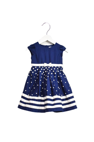 10019588 Jojo Maman Bebe Baby~Dress 6-12M at Retykle