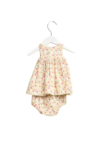 10019589 CdeC Baby~Dress and Bloomer 3M at Retykle