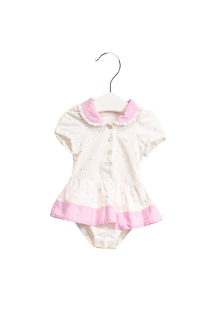 10019618 Nicholas & Bears Baby~Romper Dress 3M at Retykle