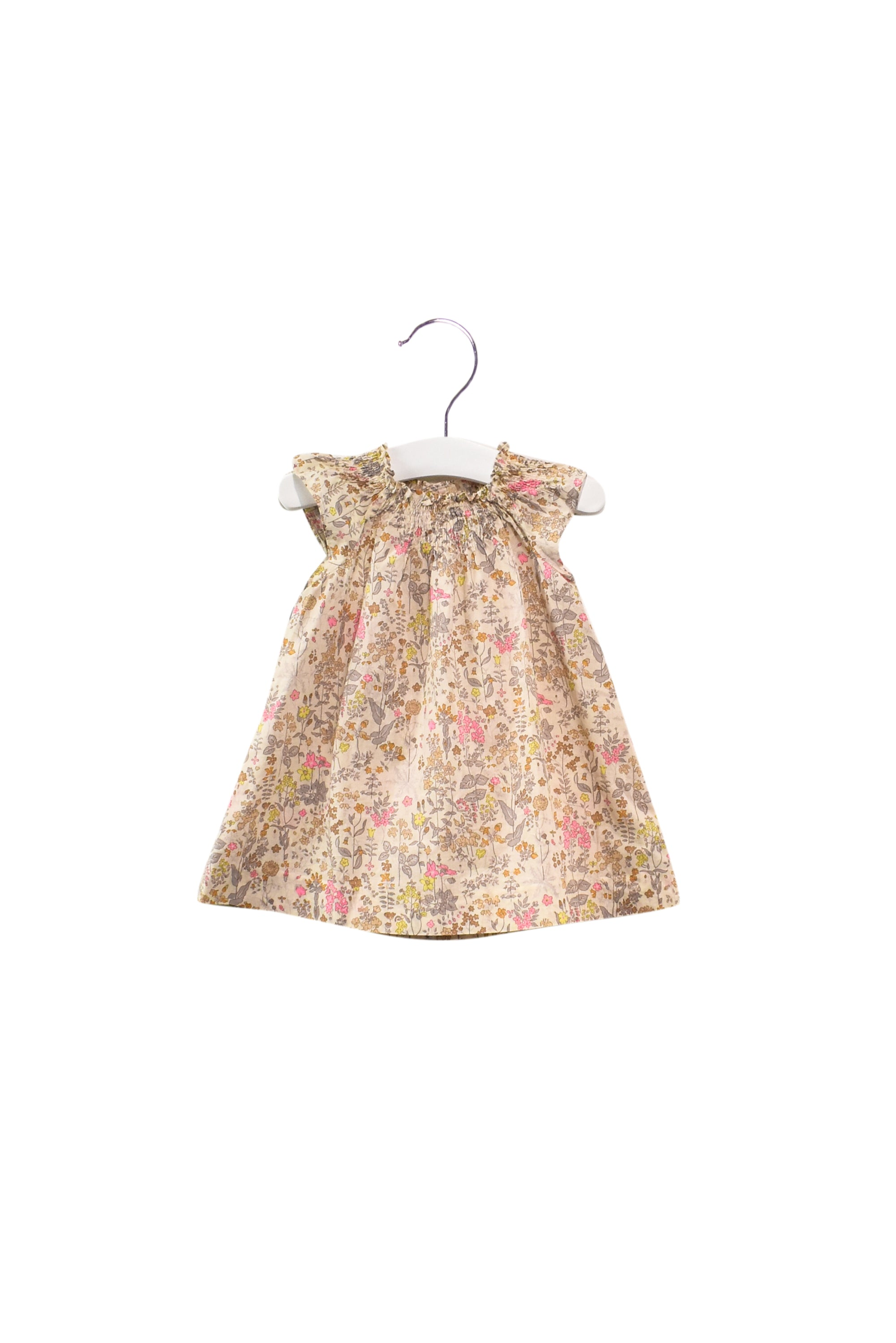 10028028 Bonpoint Baby~Dress and Bloomer 6M at Retykle