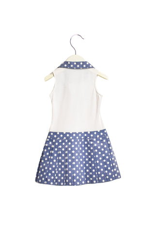 10019828 Nicholas & Bears Kids~Dress 4T