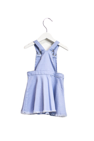 10019832 Seed Kids~Overall Dress 2T at Retykle