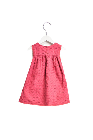 10019842 The Little White Company Baby~Dress 18-24M