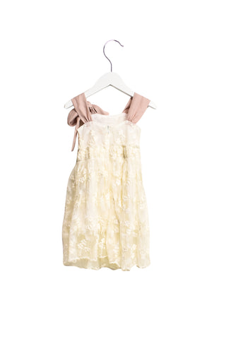 10019844 Mardi Amber Kids~Dress 5T