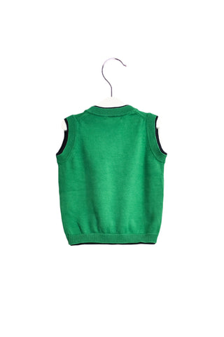 10020604 Il Gufo Baby~Knitted Vest 12M at Retykle