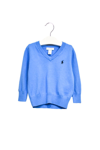 10021037 Ralph Lauren Baby~Sweater 12M