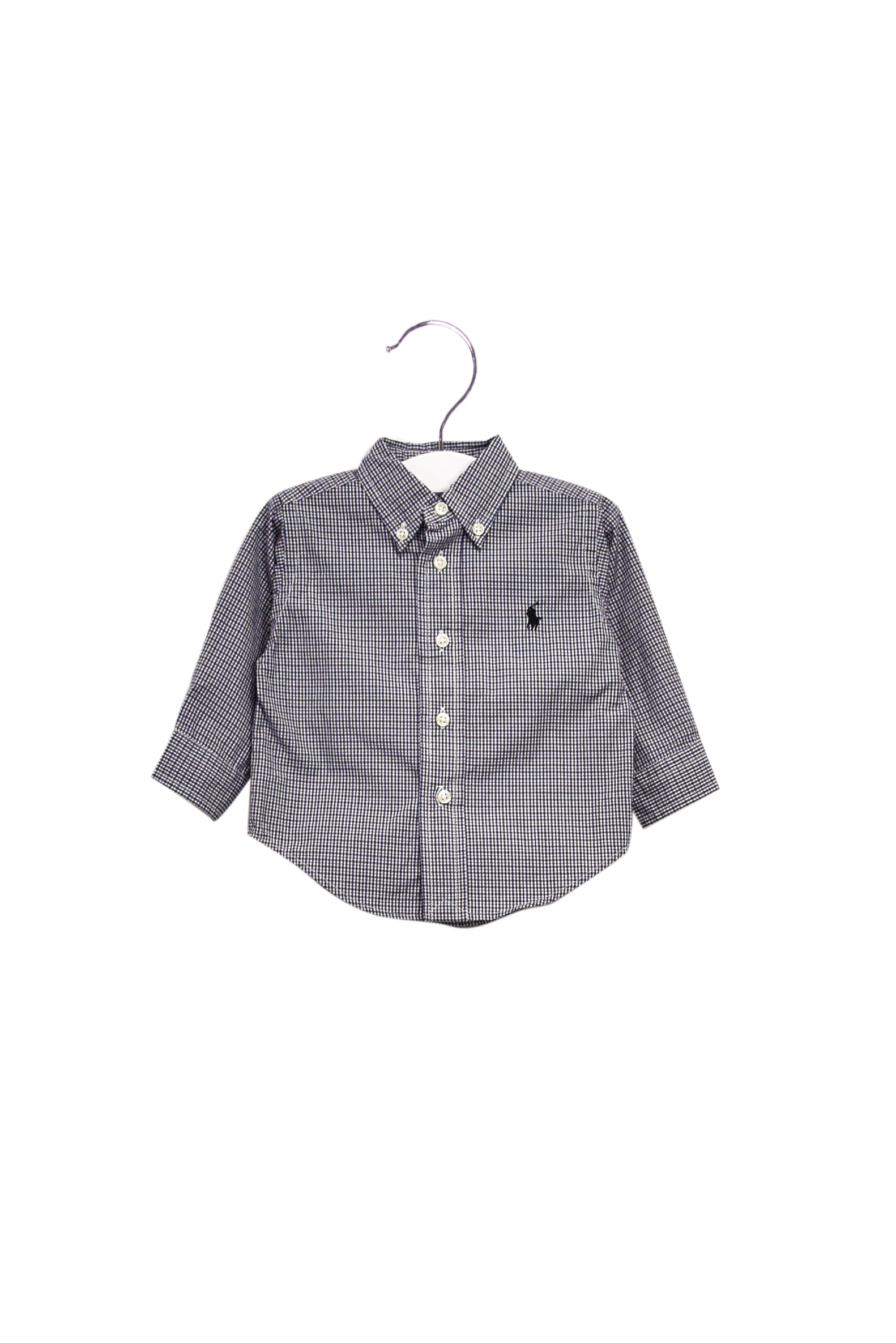 10021603 Ralph Lauren Baby~Shirt 9M at Retykle